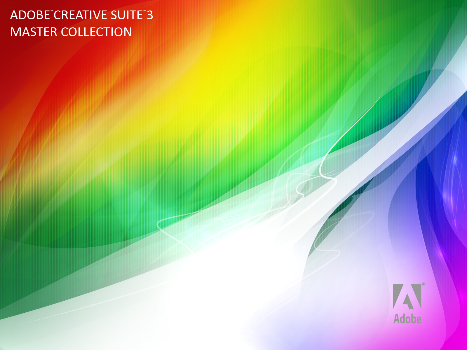 Adobe Creative Suite 3 Master Collection Mac